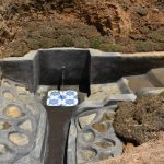 The Water Project: Shianda Commnity, Mukeya Spring -  Water Flowing