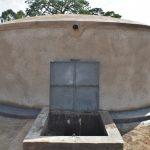 The Water Project: Jimarani Primary School -  Completed Rain Tank