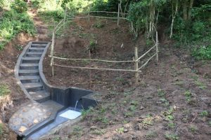 The Water Project:  Completed Lubale Spring