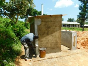 The Water Project:  Plaster Work