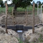 The Water Project: Mukhuyu Community, Gideon Kakai Chelagat Spring -  Complete Spring