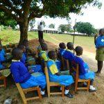 The Water Project: Ibokolo Primary School -  Dental Hygiene Demonstration