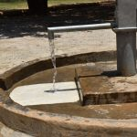 The Water Project: Ibokolo Primary School -  Safe Clean Water Flows