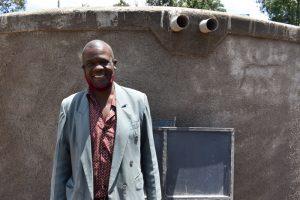 The Water Project:  Teacher Tom Nyambetsa
