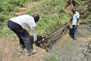 The Water Project:  Confrming Of Measurements