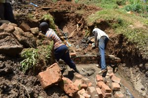 The Water Project:  Raising The Walls