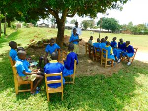 The Water Project:  Small Group Activities