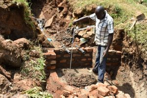 The Water Project:  Setting The Pipes