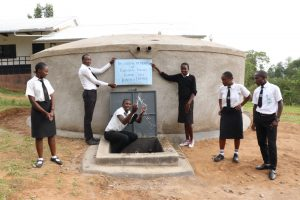 The Water Project:  Celebrating Water At School