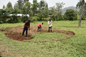 The Water Project:  Site Excavation