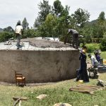 The Water Project: Friends Mixed Secondary School Lwombei -  Dome Setting