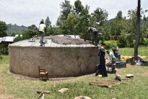 The Water Project:  Dome Setting