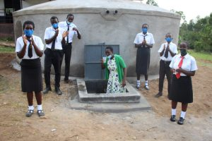 The Water Project:  Drinking Water And Applauding