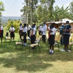 The Water Project: Friends Mixed Secondary School Lwombei -  Elbow Cough