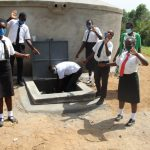 The Water Project: Friends Mixed Secondary School Lwombei -  Water Celebration