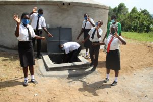 The Water Project:  Water Celebration