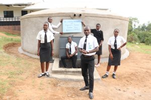 The Water Project:  Student Abuild Owuor Speaks For All Students In Thanks