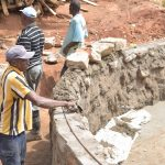 The Water Project: Kalisasi Secondary School -  Building Tank