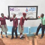 The Water Project: Kalisasi Secondary School -  Cheers
