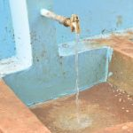 The Water Project: Kalisasi Secondary School -  Water From The Tank