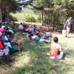 The Water Project: Elwichi Community, Mulunda Spring -  Water Management Training