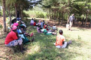 The Water Project:  Water Management Training