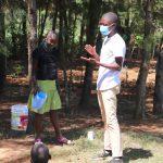 The Water Project: Elwichi Community, Mulunda Spring -  Handwashing