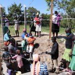 The Water Project: Elwichi Community, Mulunda Spring -  On Site Training