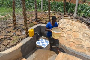 The Water Project:  Mounting Water To Carry