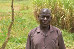 The Water Project:  Albert Mutsotsi