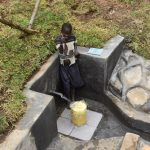 The Water Project: Mukoko Community, Zebedayo Mutsotsi Spring -  Fred Posing At The Spring