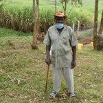 The Water Project: Mukoko Community, Zebedayo Mutsotsi Spring -  Zebedayo Mutsotsi