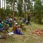 The Water Project: Mukoko Community, Zebedayo Mutsotsi Spring -  Following The Ten Handwashing Steps