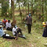 The Water Project: Mukoko Community, Zebedayo Mutsotsi Spring -  Introduction To Handwashing Tools