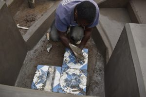 The Water Project:  Setting The Tiles
