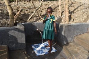 The Water Project:  Faith Drinking Water