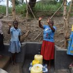 The Water Project: - Mukhuyu Community, Gideon Kakai Chelagat Spring
