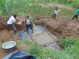 The Water Project:  Setting The Foundation