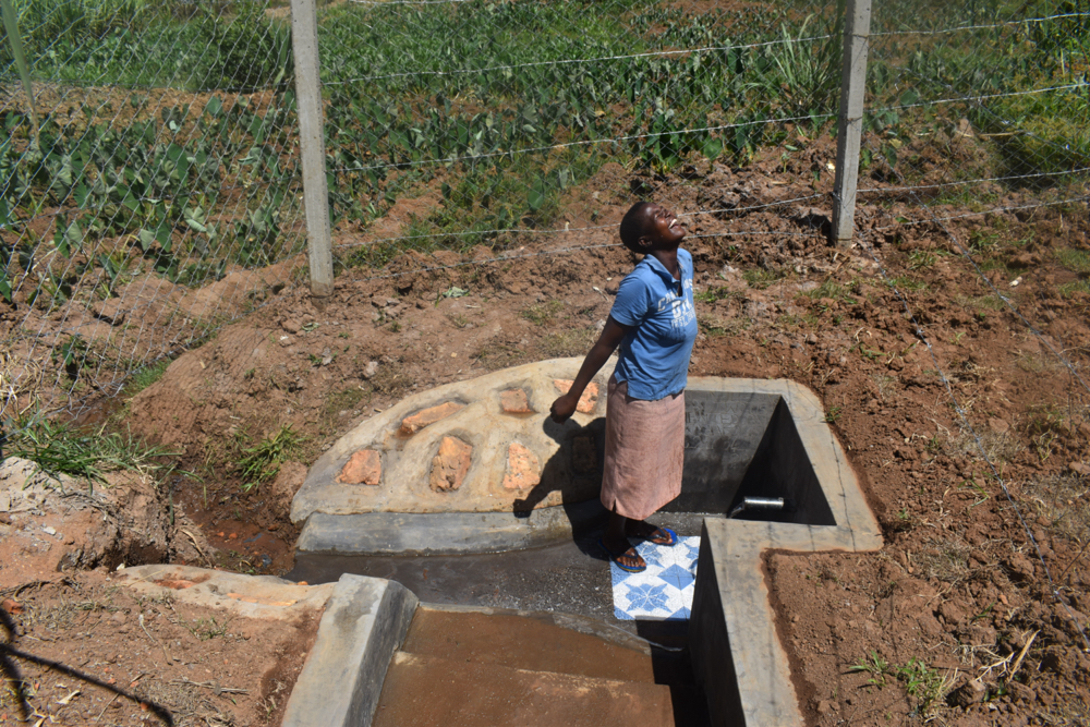 The Water Project : kenya21064-all-smiles