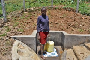 The Water Project:  Mary At The Spring