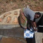 The Water Project: Shihome Community, Oloo Njinuli Spring -  Celebrating