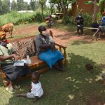 The Water Project: Shihome Community, Oloo Njinuli Spring -  Following The Ten Steps Of Handwashing