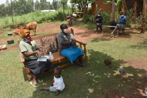The Water Project:  Following The Ten Steps Of Handwashing