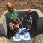 The Water Project: Shihome Community, Oloo Njinuli Spring -  Happy Day