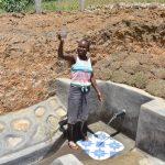 The Water Project: - Shianda Commnity, Mukeya Spring