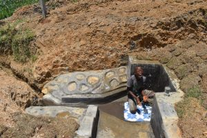 The Water Project:  An Overjoyed Thomas