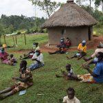 The Water Project: Shianda Commnity, Mukeya Spring -  Demonstration On Handwashing