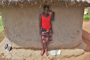 The Water Project:  Jacinda