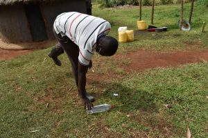 The Water Project:  Solar Disinfection Session