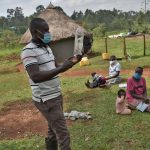 The Water Project: Shianda Commnity, Mukeya Spring -  Training On Solar Disinfection Of Water